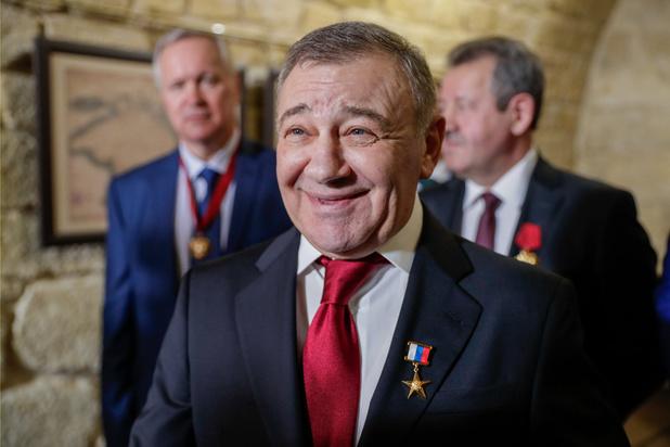 L'oligarque russe Rotenberg dément les accusations de blanchiment
