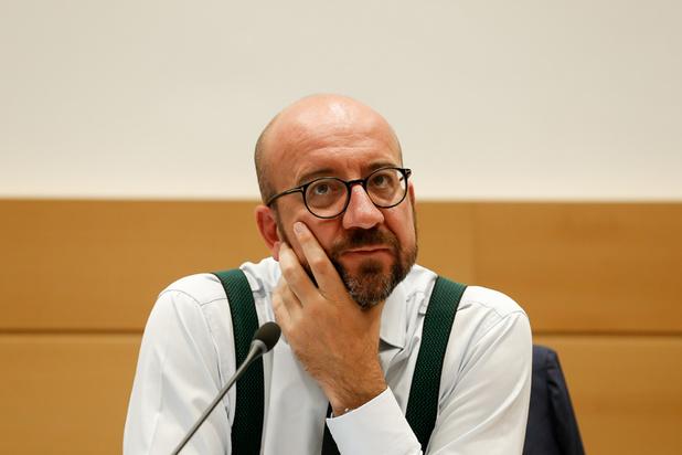 """Drieu Godefridi : """"la ligne de Michel à la tête du MR était une calamité"""""""