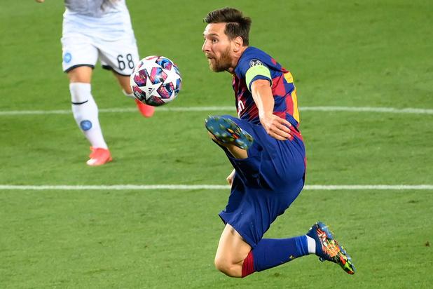 Lionel Messi, le joueur le mieux payé de la planète