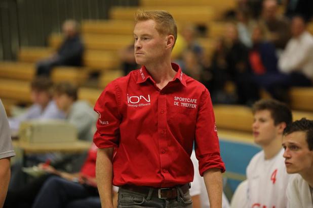 ION Basket Waregem kent collectieve offday tegen Gent Hawks