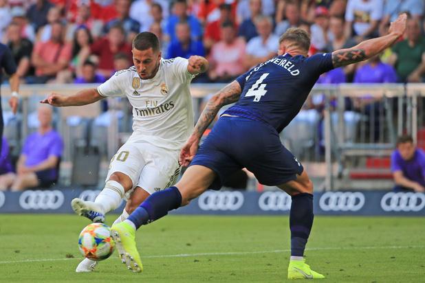 'Het buikje van Hazard is zijn manier om onder extreme druk zichzelf te blijven'
