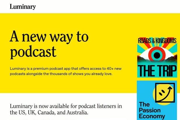 Les consommateurs de podcasts sont-ils prêts à payer?