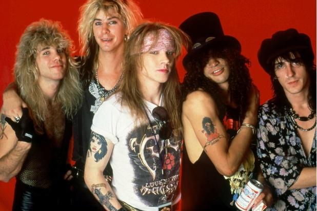 La bière Guns'N'Rosé passe mal chez les Guns'N'Roses