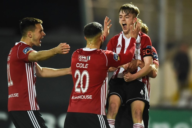 Noord-Ierse club in Ierse competitie: Derry City vreest harde brexit