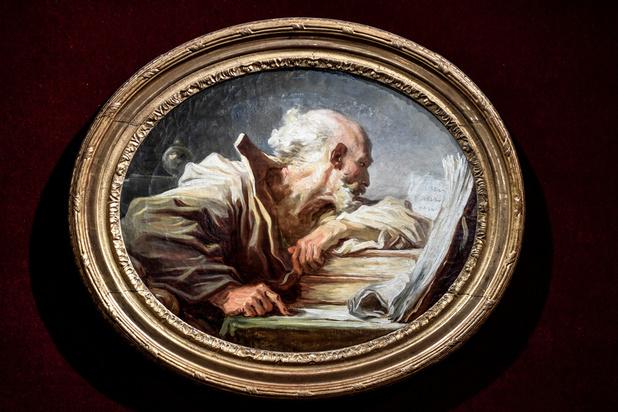 Un tableau disparu de Fragonard s'envole à 7,68 millions d'euros aux enchères