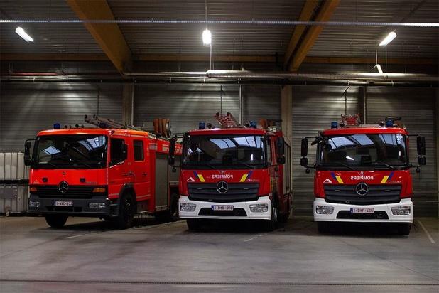 Des pompiers souhaitent un comité de contrôle