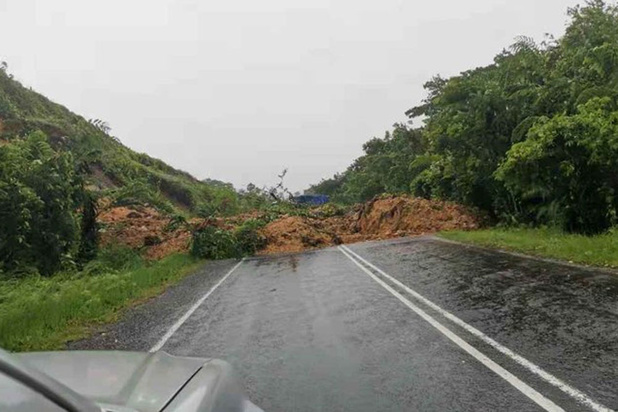 Les Fidji balayées par le super cyclone Yasa
