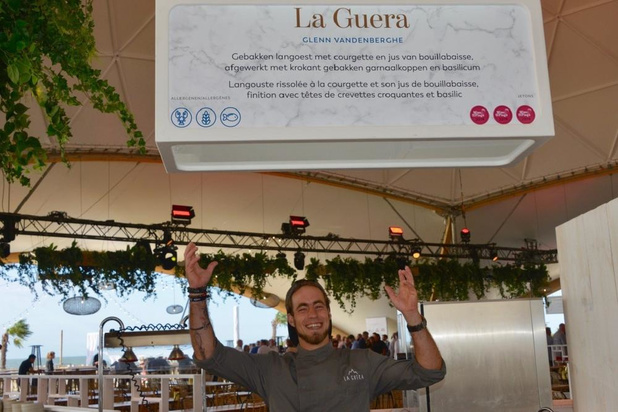 """Glenn Vandenberghe zet zijn restaurant 'La Guera' on hold: """"Ik wil terug naar de essentie"""""""