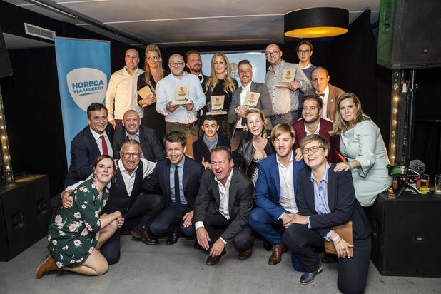 Horeca Awards : 't Motje uitgeroepen tot populairste café van Roeselare
