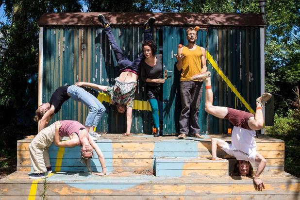 Uitwijken-circustoer en Cirque Plus met bijzondere creatie 'By Heart'