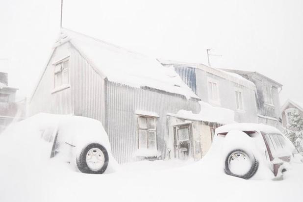 L'Islande frappée par un intense blizzard (vidéos)