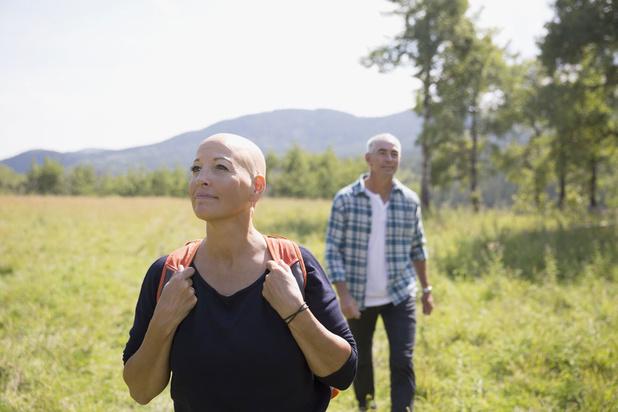 Beweging zou een volwaardig onderdeel van de kankerbehandeling moeten zijn