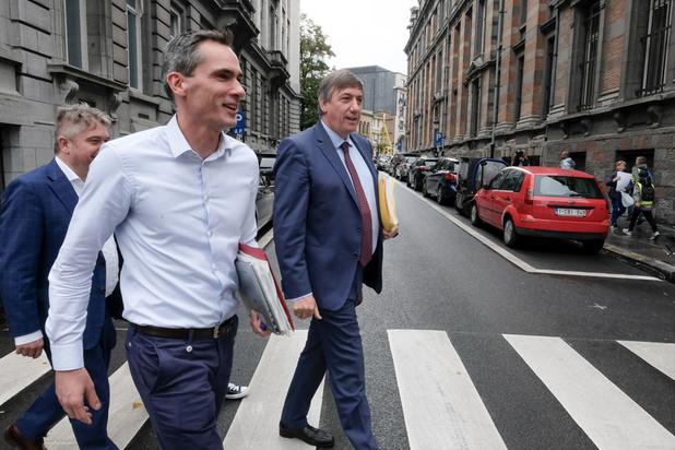 Vlaams Parlement blijft dinsdag dicht na bommelding: debat over begroting gaat donderdag verder