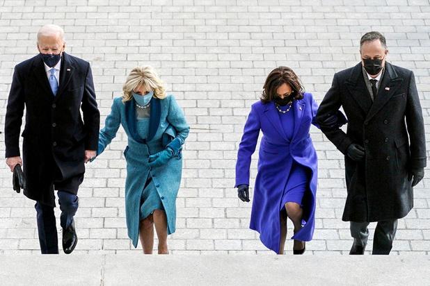 Mode | Les designers choisis par les Biden et Kamala Harris pour leur arrivée au pouvoir
