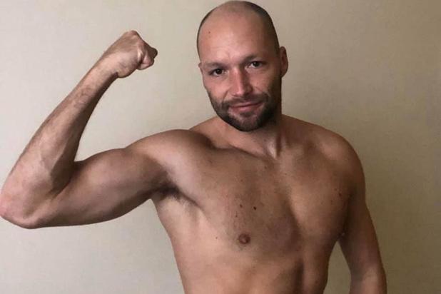 Bart Vandenbussche start in Spartan Trifecta WK