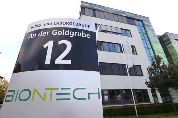Meer dan een miljard euro winst voor BioNTech in eerste kwartaal