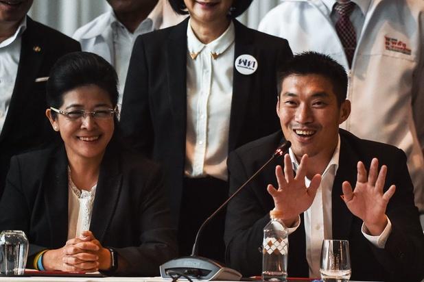 Thaise oppositie vormt alliantie en claimt meerderheid in Lagerhuis