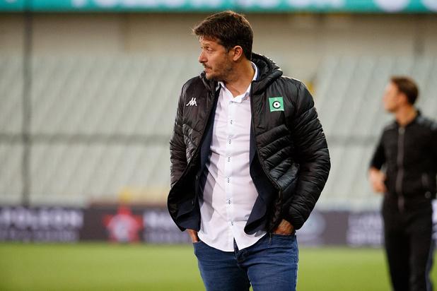 Fabien Mercadal n'est plus l'entraîneur du Cercle