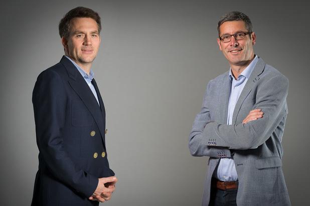 Bart Temmerman (publiq) en Stijn Vander Plaetse (Telenet Business) zijn de winnaars van de Trends Sales & Marketing Awards 2019