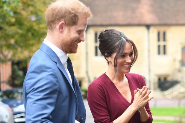 Harry et Meghan ne passeront pas Noël avec la reine