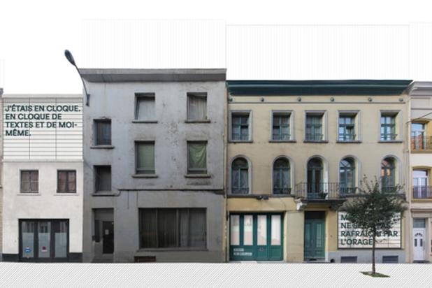 Le Rideau de Bruxelles inaugure sa maison de théâtre, imaginée par Ouest Architecture
