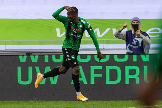 """Iké Ugbo (Cercle): """"La Belgique est comparable à la Championship sur le plan physique"""""""