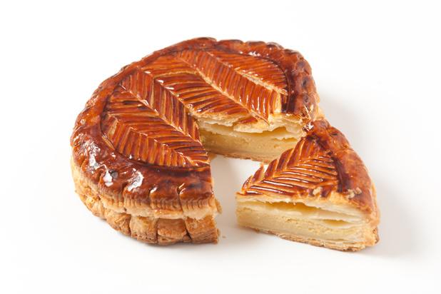 Cinq recettes pour une galette des Rois