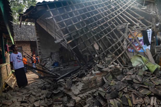 Un séisme a fait un mort et plusieurs blessés en Indonésie