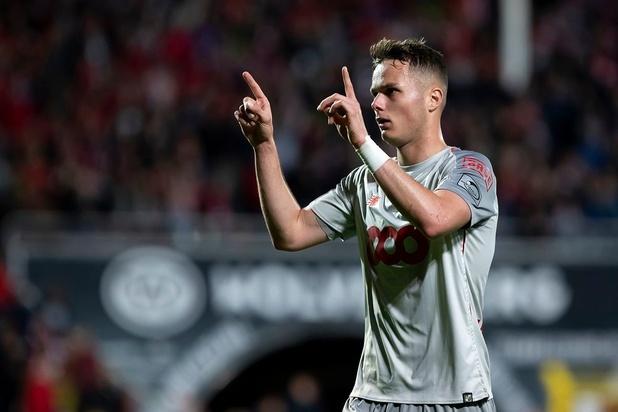"""Zinho Vanheusden veut """"revenir plus fort"""" après son opération"""