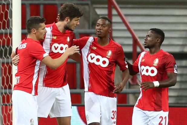 Le Standard a bien commencé sa mission contre Bala Town (2-0)