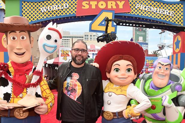 Toy Story 4: 'Ik heb de animatoren moeten terugfluiten, want het zag er veel te goed uit'