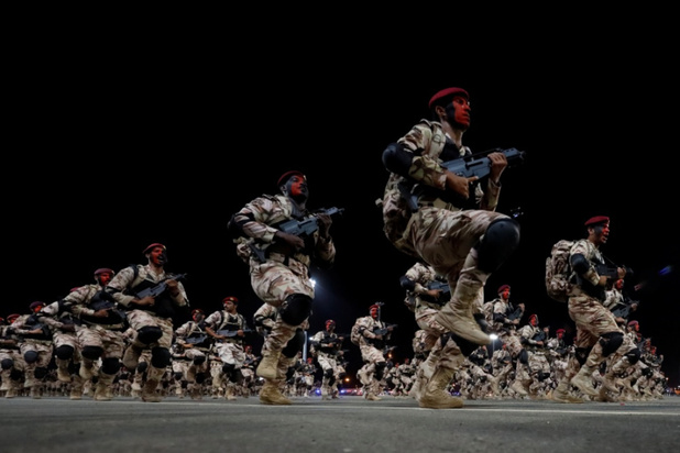 Waalse wapenexport naar Saoedi-Arabië goed voor 46 miljoen euro in eerste kwartaal