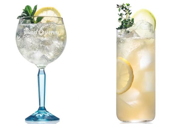 Deux recettes de cocktails so british