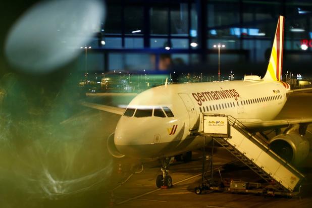 Boordpersoneel van Germanwings staakt tot Nieuwjaar