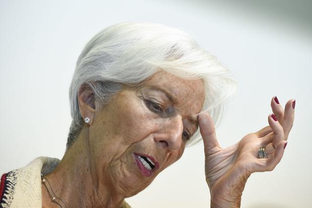 'De aanstelling van de nieuwe IMF-voorzitter wordt een moeilijke keuze'