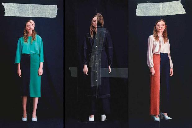 Duurzaam denim: Belgische modemerken Ginger en HNST lanceren drie circulaire stuks