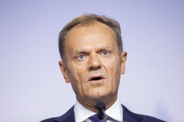 """Donald Tusk déclare la guerre aux """"populistes"""" en prenant la tête de la droite européenne"""