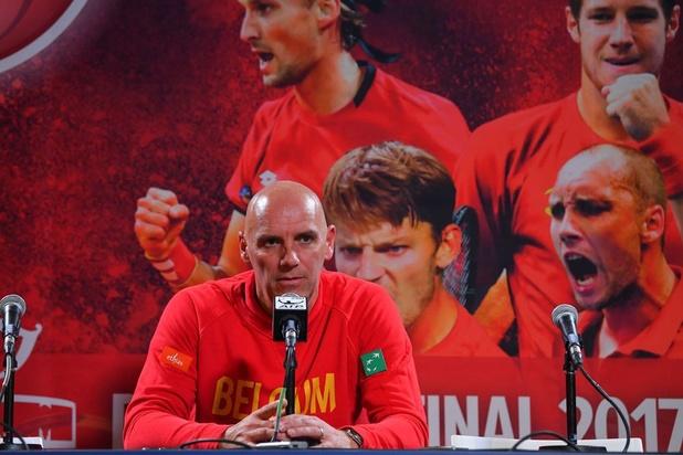 La Belgique en Hongrie en qualification les 6 et 7 mars pour la phase finale 2020