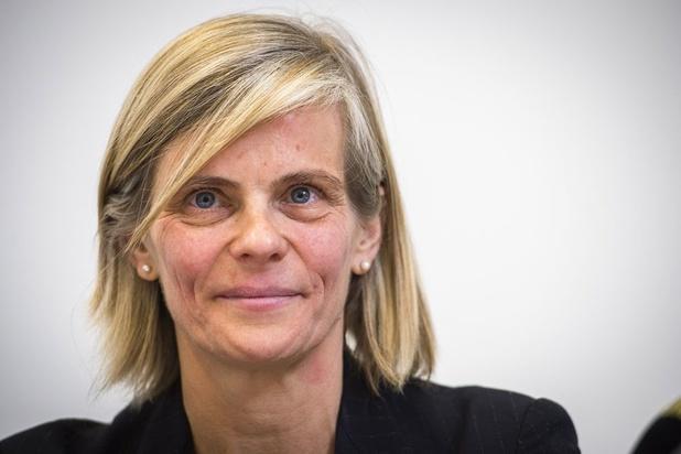 Caroline Pauwels kandidaat voor tweede termijn als VUB-rector