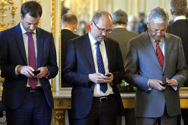 Mobiele data zijn duur in België
