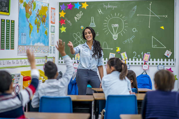 Le métier de prof n'a jamais attiré autant de jeunes qu'aujourd'hui