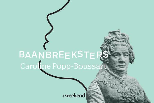 Zomerpodcast Baanbreeksters: luister naar het levensverhaal van journalist en hoofdredacteur Caroline Popp