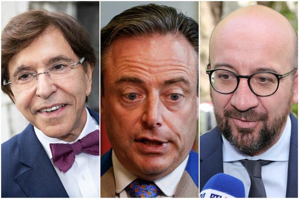 L'art de la négociation : Di Rupo, De Wever, Michel... Quelles sont les cartes de leur jeu ?