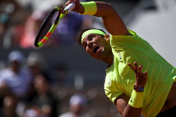 Wimbledon: Nadal critique le choix des têtes de série favorable à Federer