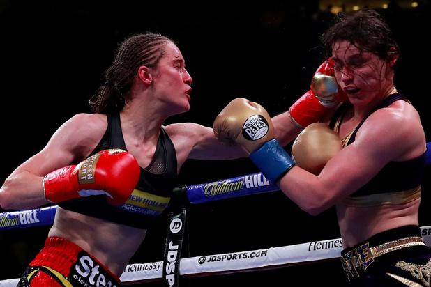 Delfine Persoon denkt na over klacht: 'We hadden boksgeschiedenis kunnen schrijven'