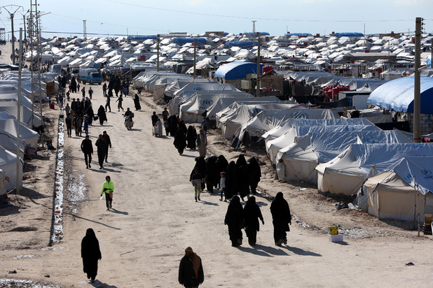 Opgelegde terugkeer tien kinderen van IS-strijders: ouders zelf in beroep