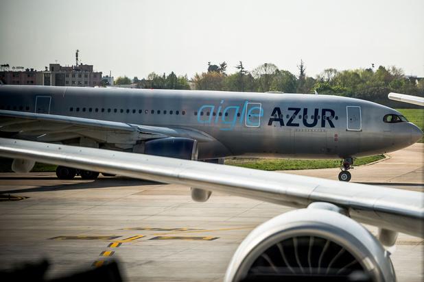 Le PDG d'Aigle Azur Frantz Yvelin annonce sa démission