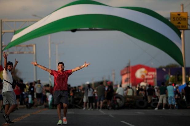 Boliviaans president Evo Morales sluit elke 'politieke onderhandeling' uit
