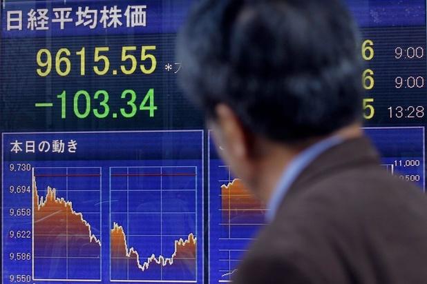 """""""Trackers"""" sur la Bourse japonaise"""