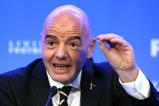"""Racisme: la situation """"ne s'est pas améliorée"""" en Italie, juge Infantino"""